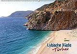 Lykische Küste, Türkei (Wandkalender 2017 DIN A2 quer): Eine Segeltour an der Lykischen Küste in der Türkei. (Monatskalender, 14 Seiten) (CALVENDO Natur)