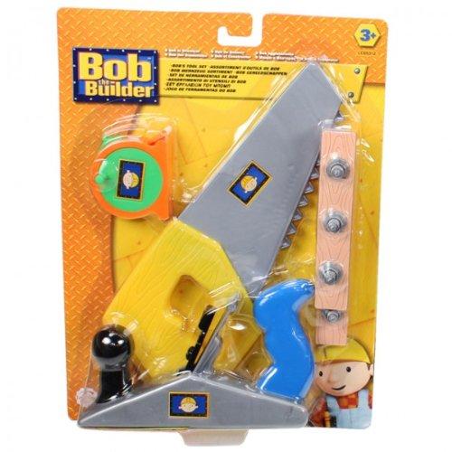Preisvergleich Produktbild Bob der Baumeister Werkzeug Set MIT SÄGE HOBEL Kinderwerkzeug Werkzeug Kinder