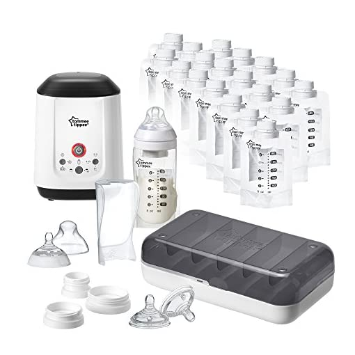 Tommee Tippee Express and Go Complete Starter Kit – White 51Z3kWM7ZjL