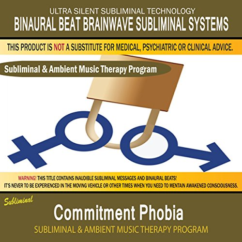commitment phobia As you know, the term commitment phobic is context-driven  who is hesitating  about commitment is labeled sick and in need of treatment.