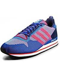 adidas Originals Zapato Heritage ZX 500 OG Weave Multicolor m21377, Multicolor