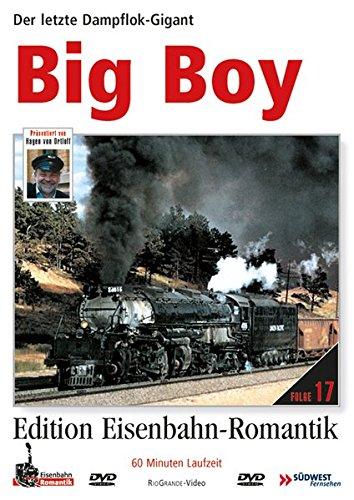 17. Big Boy - Der letzte Dampflok-Gigant