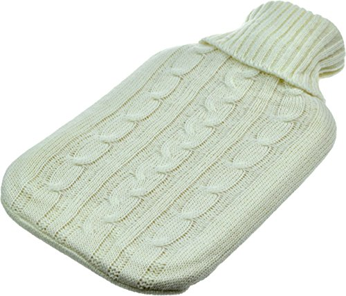 Harbour-Housewares-Full-Size-Hot-Water-Bottle-With-Knitted-Cover-Cream