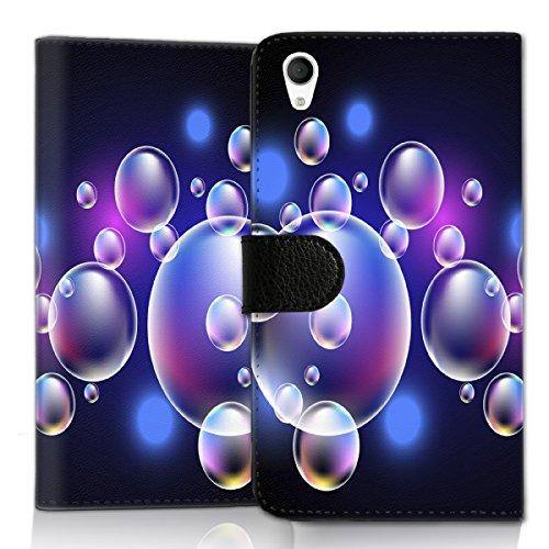 Wallet Book Style Flip Handy Tasche Case Schutz Hülle Schale Motiv Etui für Apple iPhone 6 / 6S - Flip UMH14 Design12 Design 9
