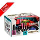 Red Carpet Manicure - LED Nail Gel Polish - Kung Fu Panda 3 - Gel Polish Pro Kit w/ Professional LED Light
