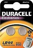 Batterie Duracell LR44 Elektro 2er