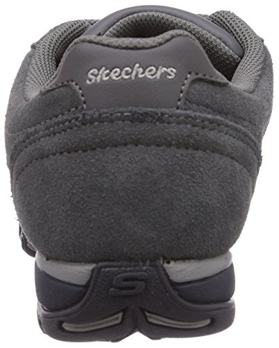 Skechers Speedsters, Baskets Basses femme Gris - Gris cendré