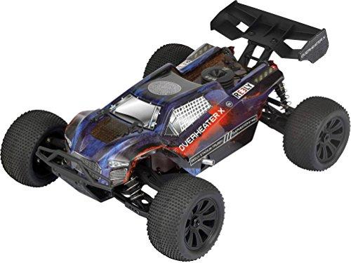 Reely Overheater 1:8 RC Modellauto Nitro Truggy Allradantrieb (4WD) RTR 2,4 GHz
