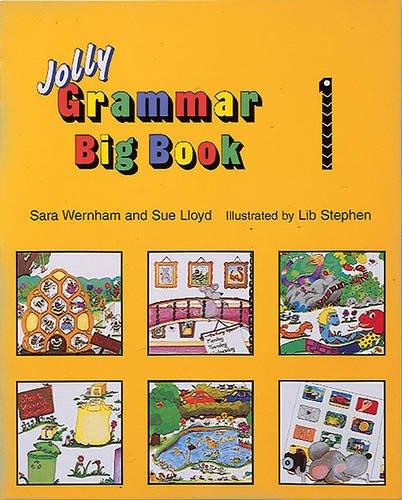 Jolly grammar. Big book. Per la Scuola elementare: 1 (Jolly Grammer)