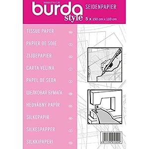 Burda Style Nähzubehör: Seidenpapier, [Art.Nr.: 1020]