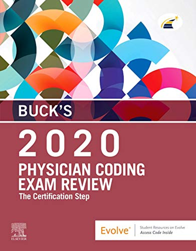 Buck's Physician Coding Exam Review 2020 E-Book: The Certification Step (English Edition)