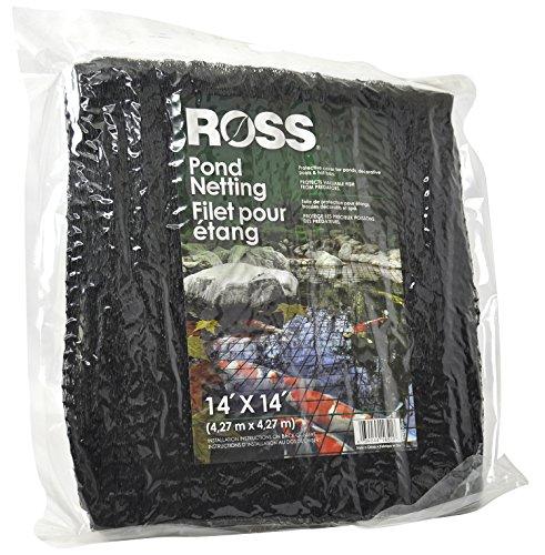 ross-16514-pied-14-x-14-pied-filet-pour-bassin-noir