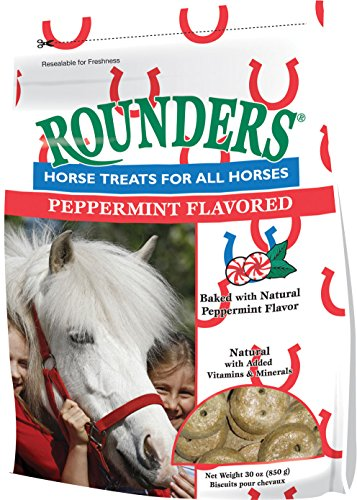 Peppermint Rounders Horse Treat 30 oz. by KENT NUTRITION GROUP/BSF