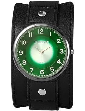 Excellanc Damen-Uhren mit Polyurethan Lederband 193076000374