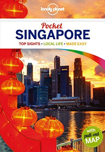 Lonely Planet Pocket Singapore (Travel Guide) by Lonely Planet (2015-02-13)