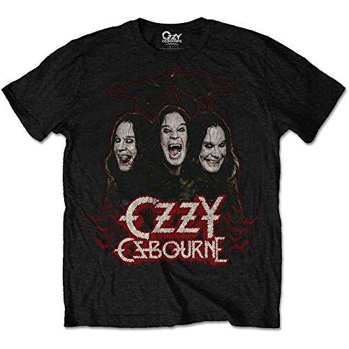 and Bars Black Sabbath offiziell Männer T-Shirt Herren (XX-Large) ()