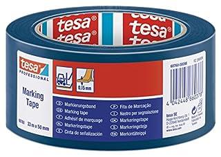 TESA 60760-00098-15 - Cinta Señalización temporal serie 60760-33m x 50mm Azul (B0024NKD9Y) | Amazon Products