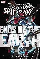 Spider-Man: Ends of the Earth (Amazing Spider-Man (Hardcover)) by Dan Slott (2012-08-08)