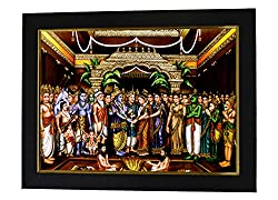 Srinivasa Kalyanam Photo Frame