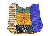 Patchwork Tasche Umhängetasche Handtasche Beuteltasche Tragetasche Schultertasche Tiermotiv Farbe...