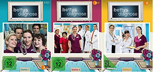 Bettys Diagnose Staffel 2 (3 DVDs)
