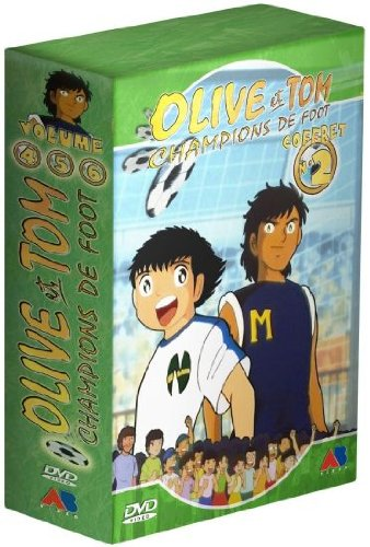 Olive et Tom - Coffret n. 2
