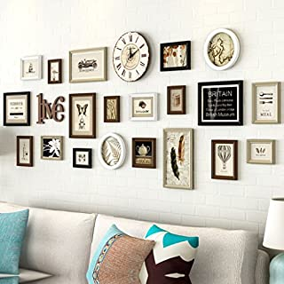 Foto Wandrahmen Bilderrahmen Sets Für Wand, Wohnzimmer Bilderrahmen Wand  Kreative Wand Bilderrahmen Kombination 13 Teile / Sätze ...