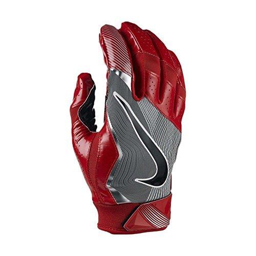 Nike Vapor Jet 4 Herren American Football Handschuhe University Red - x-Large