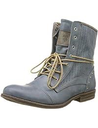 Mustang Damen 1157-503-875 Combat Boots