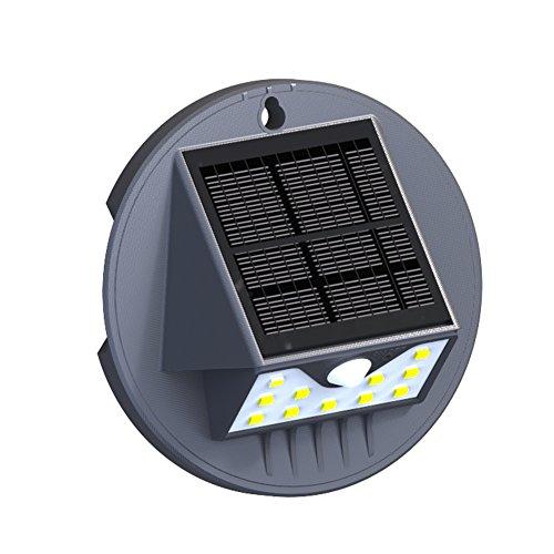Starter Solarleuchten, Super Helle Sicherheitsleuchten Außerhalb  Wandleuchten PIR Weitwinkelsensor Für Gorden, Patio, Pathway