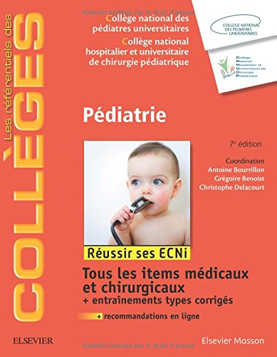 Pédiatrie par Collectif