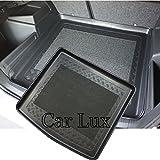 Car Lux AR02503 Tapis de protection de coffre de type bac anti-dérapant pour Fabia...