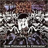 Songtexte von Napalm Death - From Enslavement to Obliteration