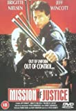 Mission of Justice [DVD] [1992]