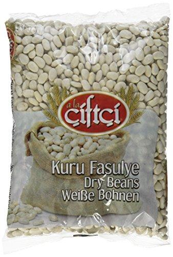 A La Ciftci Weiße Bohnen, getrocknet (Beyaz Fasulye), 4er Pack (4 x 900 g)