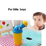 Tragbare Mobile Kinder und Kleinkinder Pipibox Urinal Toilette / für Jungen , ideal für unterwegs oder im Auto