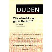 Duden Taschenbücher, Wie schreibt man gutes Deutsch?