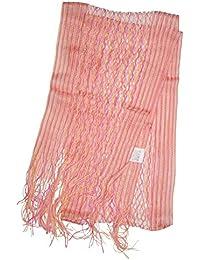 Anucci Ladies Stripe Neck Scarf GL014