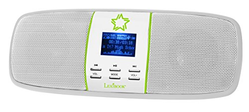Lexibook - MMB100 - Mini Boombox MP3