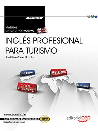 MANUAL INGLES PROFESIONAL PARA TURISMO