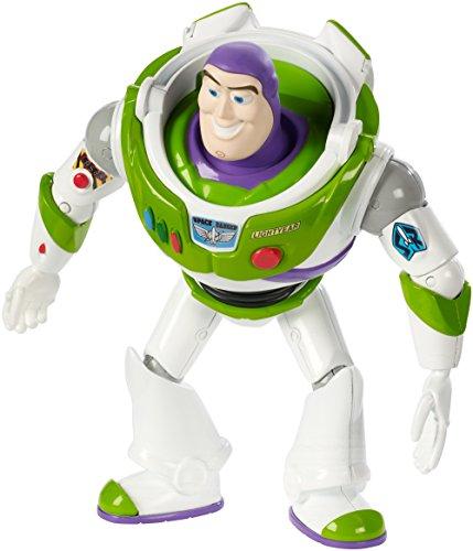 Toy Story - Figura Buzz, juguete de la película para niños +3 años (Mattel FRX12)