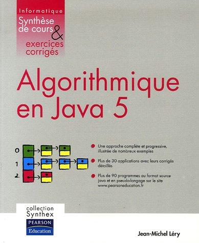 Algorithmique en JAVA 5