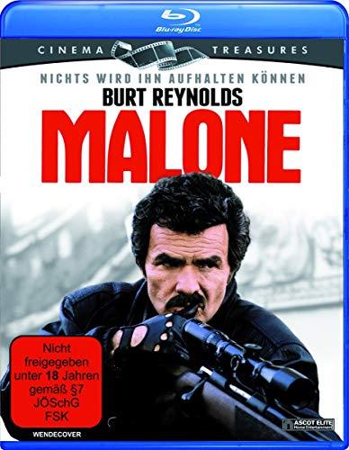Malone - Nichts wird ihn aufhalten können [Blu-ray]