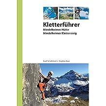 Kletterführer - Mindelheimer Hütte/Mindelheimer Klettersteig