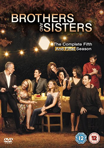 Brothers and Sisters: The Complete Fifth and Final Season [6 DVDs] [UK Import] (Sarah Jane Studios)