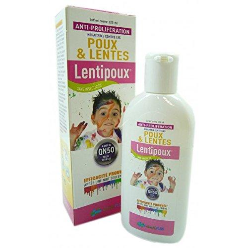 LENTIPOUX Lot antiproliférat Fl/120ml