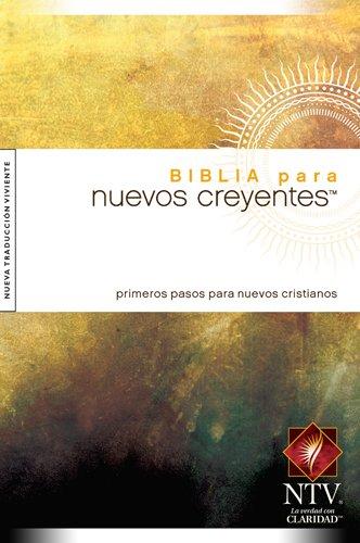 Biblia Para Nuevos Creyentes-Ntv