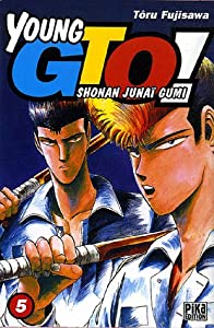 Young GTO Edition simple Tome 5