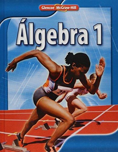 National Spanish Algebra 1 Student Edition (Merrill Algebra 2) por Mcgraw-Hill Education