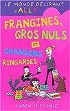 Telecharger Livres Le Monde Delirant d Ally tome 6 Frangins gros nuls et chanson ringarde (PDF,EPUB,MOBI) gratuits en Francaise